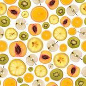 Fruit pattern — Stock Photo