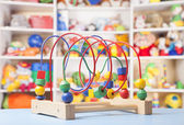 Wooden toy — Stock Photo