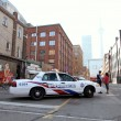 Stock Photo: Toronto Police Car