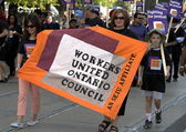 Workers United Ontario Council — Stock Photo