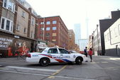 Toronto Police Car — Stock Photo
