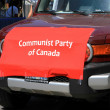 Communist Party of Canada — Stock Photo