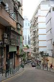 Macau Street — Stockfoto