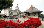 Downtown Kingston — Stock Photo