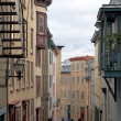 Stock Photo: Quebec City Street View