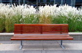 Public Bench — Stock Photo