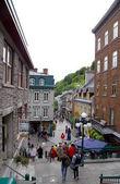 Altstadt von quebec — Stockfoto