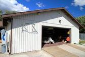 Hangar de stockage — Photo