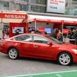 Постер, плакат: New Nissan Presentation