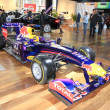 Stock Photo: Infiniti Red Bull FormulOne Racing Car