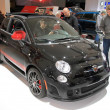 Fiat 500 Abarth — Stock Photo
