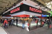 Novos modelos de nissan — Foto Stock