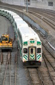 Go Transit Train — Stock Photo