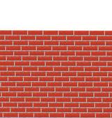 Brick Wall Vector — Stock Vector