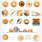 Solar — Stock Vector #38758951