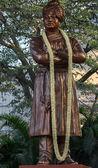 Nahaufnahme der Swami Vivekananda-Statue in bangalore. — Stockfoto