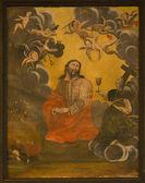 En Pudasjarvi, Finlandia - circa junio de 2012: Jesús en la pintura de Getsemaní — Foto de Stock