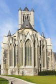 St. Nicolas (Niklaas) church in Ghent. — Stock Photo