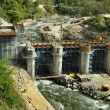 Construction of Hydro Power Stations — Stock Photo #25843313
