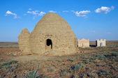 Ancient Muslim mausoleum — Stock Photo