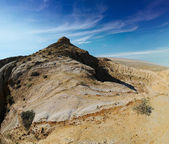 Mountain of the plateau Shalkar Nura — Stock Photo