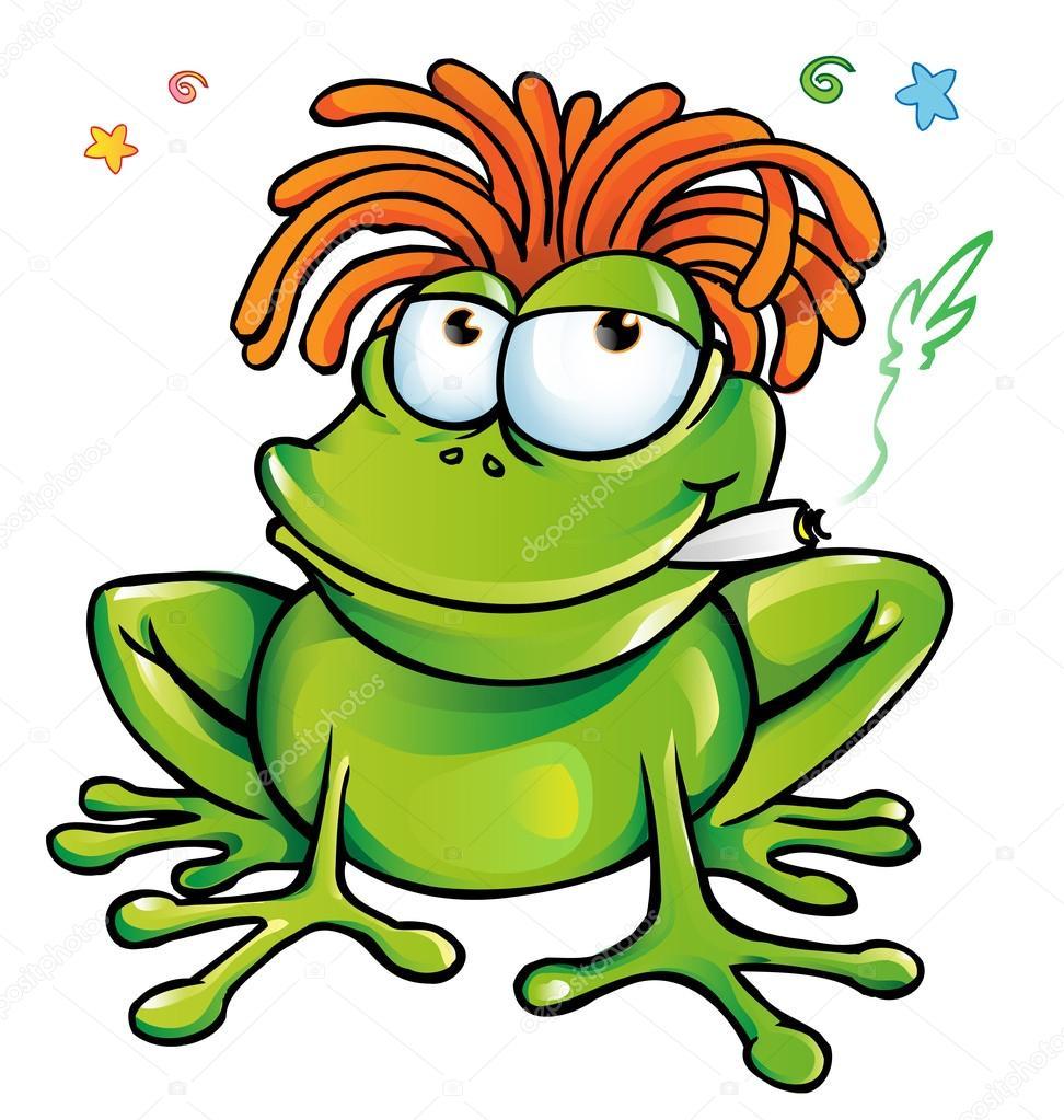 可爱青蛙卡通捕飞