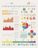 Infographic Elements — Vecteur