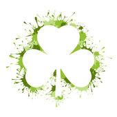 St Patrick Day frame — Stock vektor