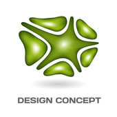 Abstract design concept — 图库矢量图片