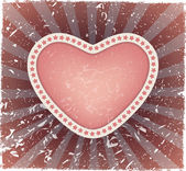 Vintage love background — Vettoriale Stock