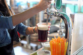 Beer festival — Stock Photo