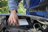 Automechanik — Stock fotografie