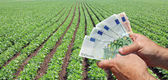 Jordbruket koncept — Stockfoto