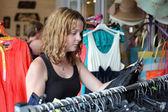 Shopping people — Stock Photo