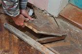 Renovaci domů — Stock fotografie