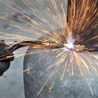 Welding — Stock Photo #43325387