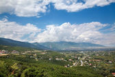 Olympus region Greece — Stock Photo