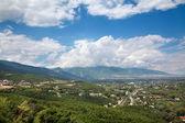 Olympus region Greece — Stock Photo