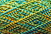 Wool ball texture — Stock Photo