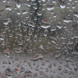 Rain falling on a crystal — Stockvideo