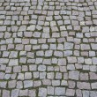Background image of old cobblestone road — Stock Photo #17133607