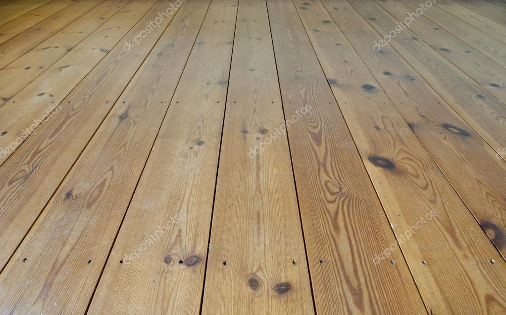 갈색 나무 테라스 바닥 — 스톡 사진 © LenaTru #17133891
