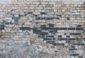 Background of vintage brick wall — Foto de Stock