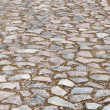 Stock Photo: Stone road texture