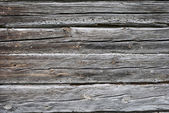 Old vintage wooden wall as background — Stock Photo