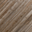 Background of brown old wooden wall — Stock Photo
