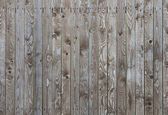 Gray wooden wall with pattern as background — Stock Photo