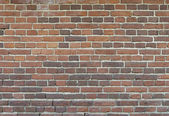 Background of old vintage brick wall — Stock Photo