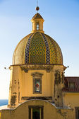 Dome of the church of Santa Maria Assunta — Stock Photo