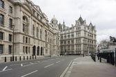 Horse Guards Avenue — Stock Photo